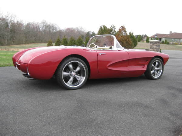 1957 Corvette Custom  for Sale $49,950