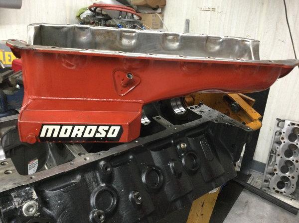MOROSO 20401 WET SUMP PAN BBC   for Sale $150