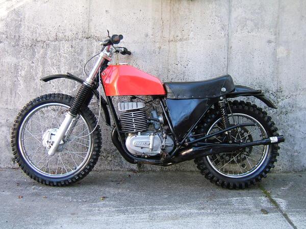 1971 MAICO MC400  for Sale $3,100