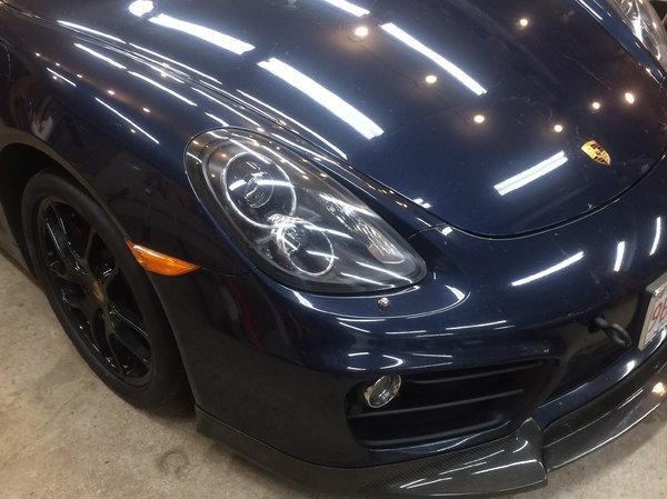 2014 Porsche Cayman  for Sale $48,000