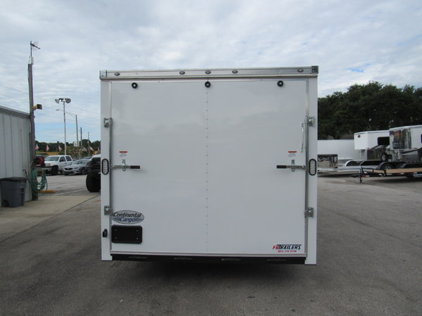 2018  24'  Loaded Race Trailer by Continental Cargo  for Sale $11,499