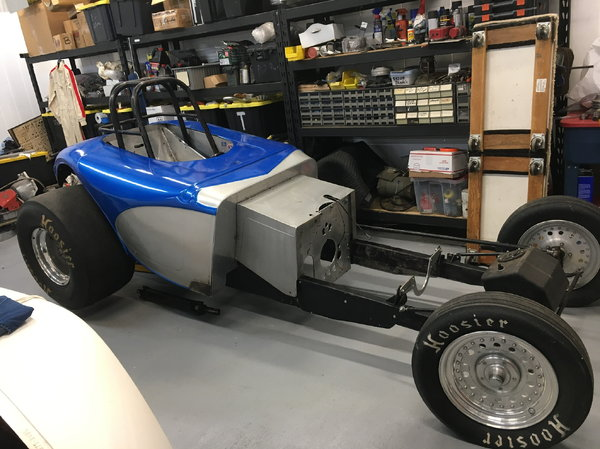 Early Altered Project  for Sale $3,350