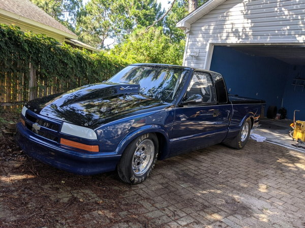 Chevy s10  for Sale $22,000