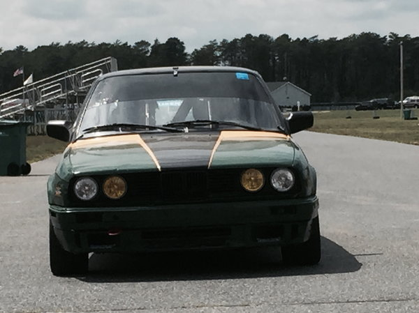 1989 BMW E30 325i Race Car