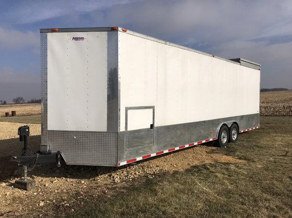2013 race trailer  for Sale $16,500
