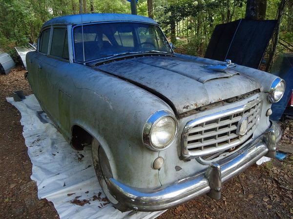 1955 Nash Rambler  for Sale $5,500