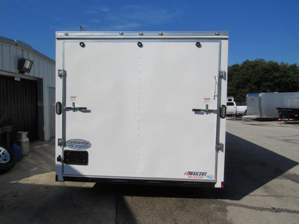 2020 Continental Cargo 24ft Enclosed Car / Racing Trailer  for Sale $6,199