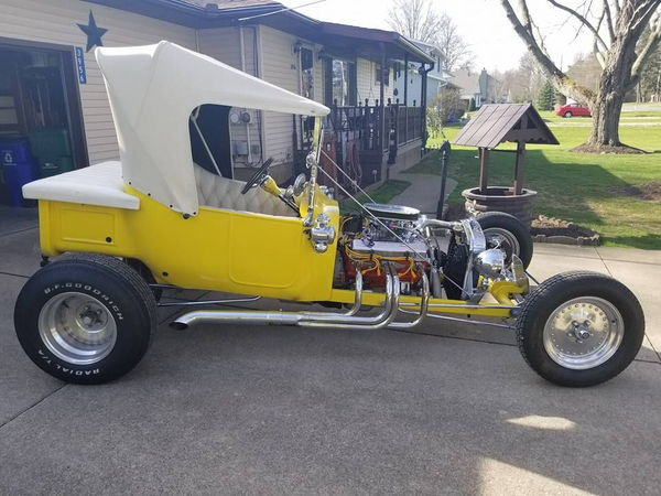 1923 FORD T-BUCKET  for Sale $24,949