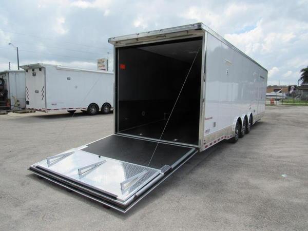 2021 Cargo Mate 32 ft Eliminator Series Car / Racing Trailer  for Sale $24,999