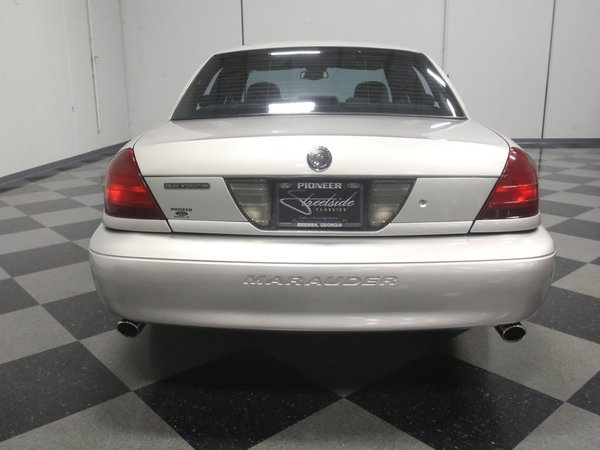 2004 Mercury Marauder  for Sale $15,995