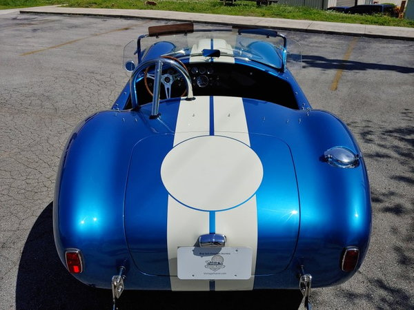 1965 Superformance Cobra MkIII  for Sale $63,310