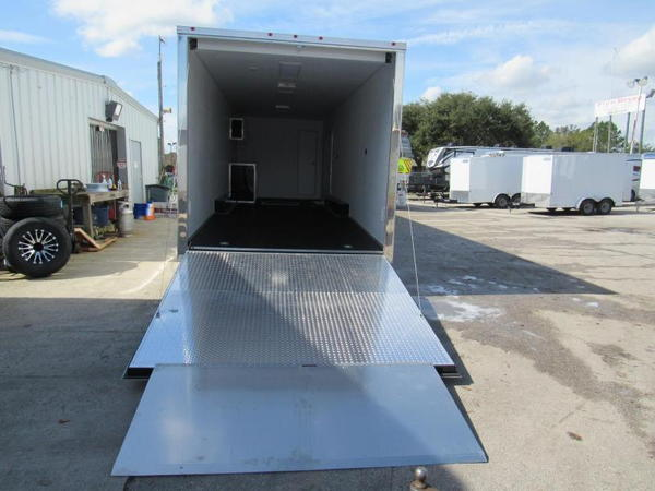 2019  48'  FULL Living Quarters Race Trailer by Vintage  for Sale $45,500