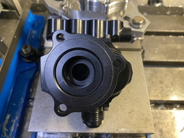 Sprint Car Fuel Pumps
