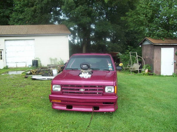 1983 CHEVROLET S-10  for Sale $30,000