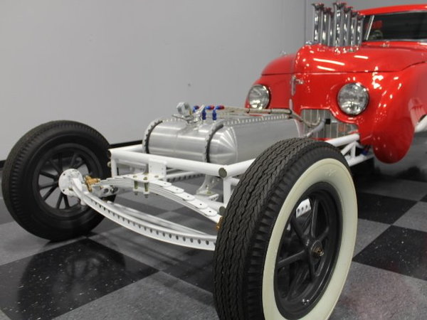1948 Crosley Hot Rod C/A Altered  for Sale $39,995