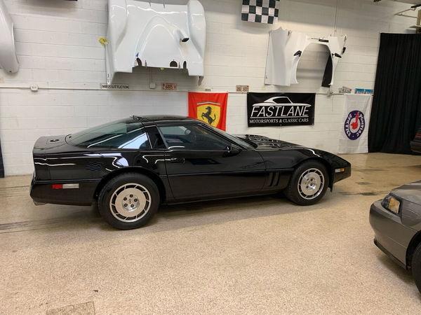 1986 Chevrolet Corvette  for Sale $14,950