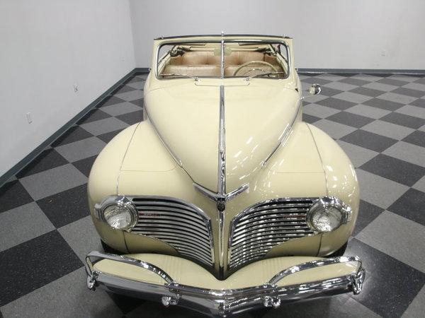 1941 Dodge Luxury Liner  for Sale $29,995