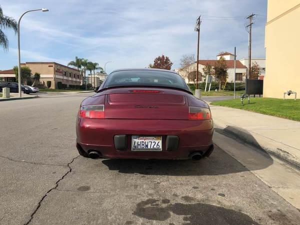 1999 Porsche 911  for Sale $11,500