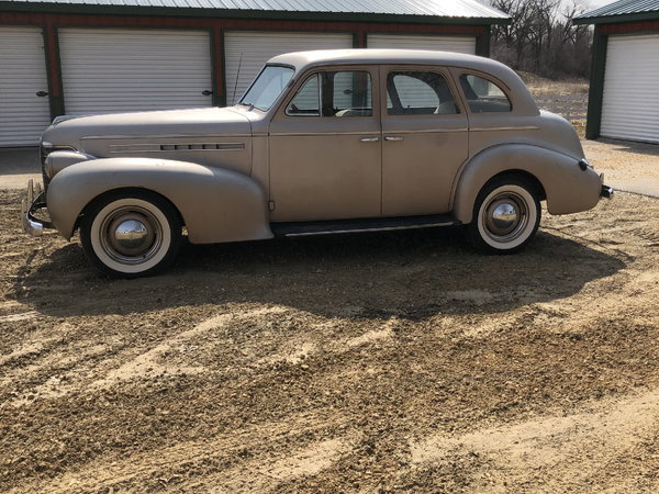 1939 Oldsmobile F-39  for Sale $6,000