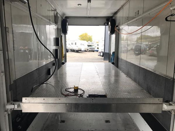 1999 Competitive Race Trailer  for Sale $23,900