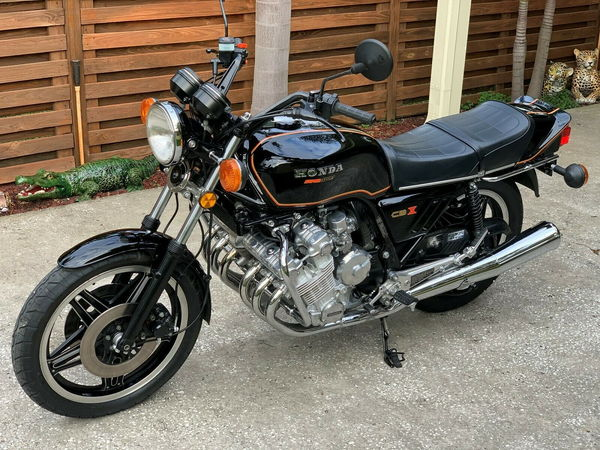 1978 honda cbx 1050 for sale