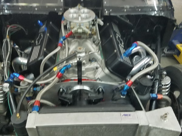 1996 tube chassis beretta  for Sale $33,000