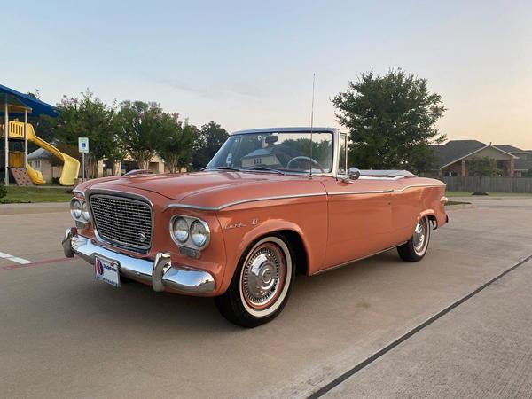 1961 Sudebaker Lark Convertible  for Sale $14,500