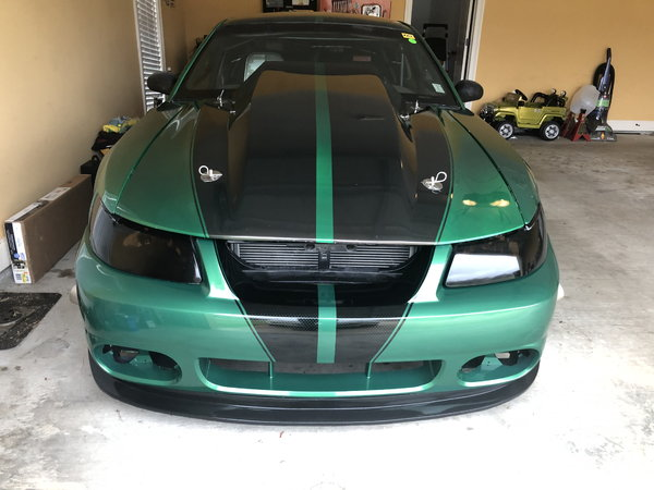Mustang Complete Race Car For Sale In Jackson, MS