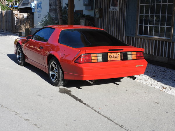 1987 Chevrolet Camaro  for Sale $11,900