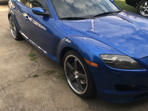 Mazda RX8  V-8  LS 6.0  for Sale $14,500
