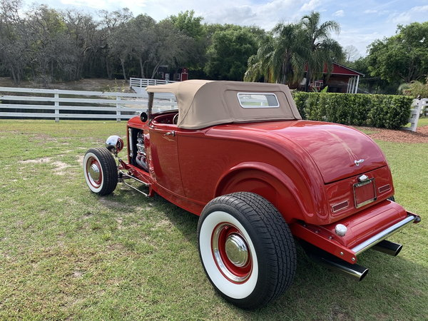 1932 Ford Roadster 454 Big Block A/C