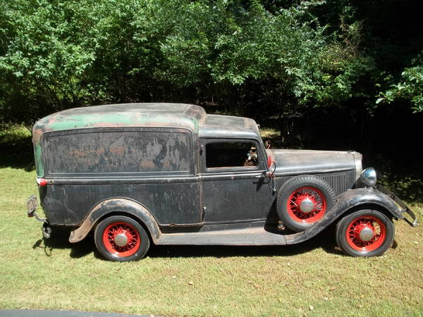 1934 Dodge Panel Delivery  for Sale $19,000