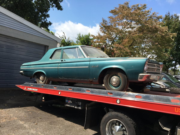 1965 Plymouth Belvedere  for Sale $11,990