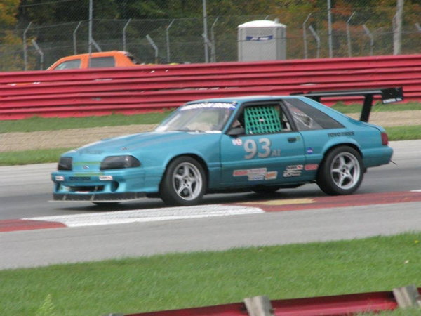 Fox Body record holder  for Sale $14,000