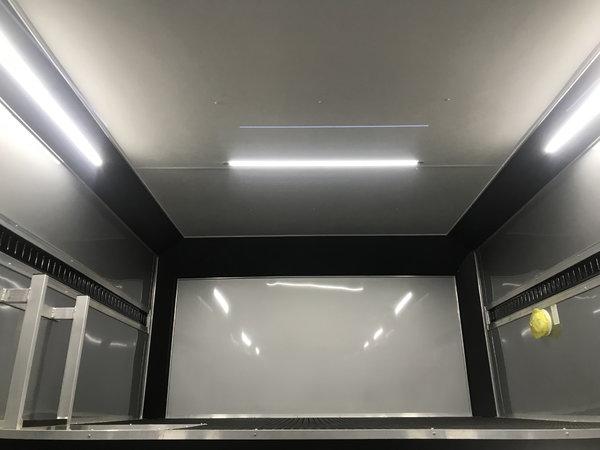 2019 26' Aluminum Stacker Loaded
