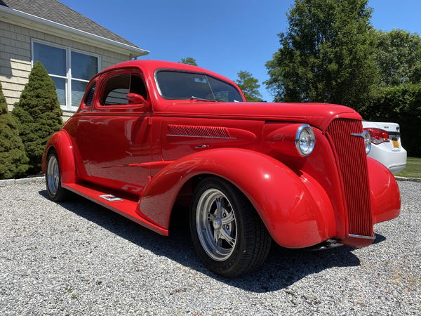1937 Chevy Coupe  for Sale $36,000