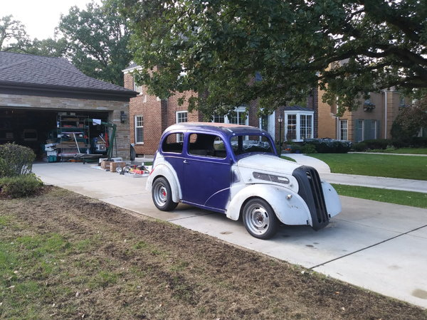 1948 Ford Anglia  for Sale $12,750