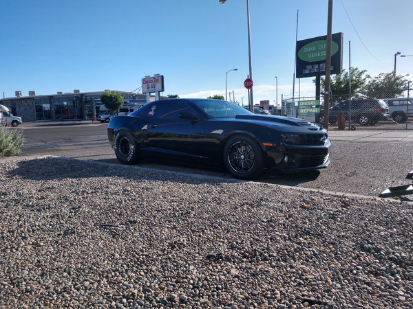 2010 Camaro SS 1250HP 8 Second Street Car  for Sale $69,500