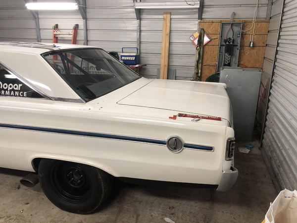 1966 Plymouth Belvedere II  for Sale $1