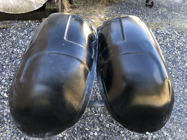 Fiberglass body part