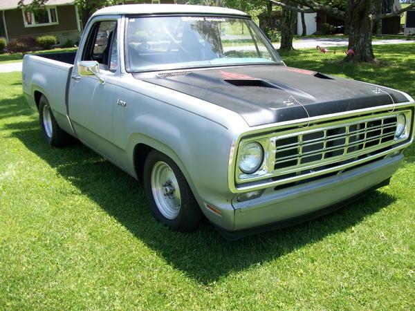 1976 Dodge D-100  for Sale $16,500