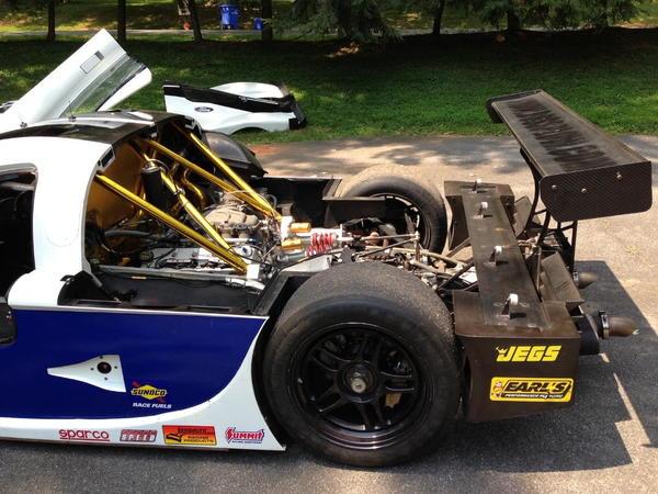2006 Crawford Daytona Prototype