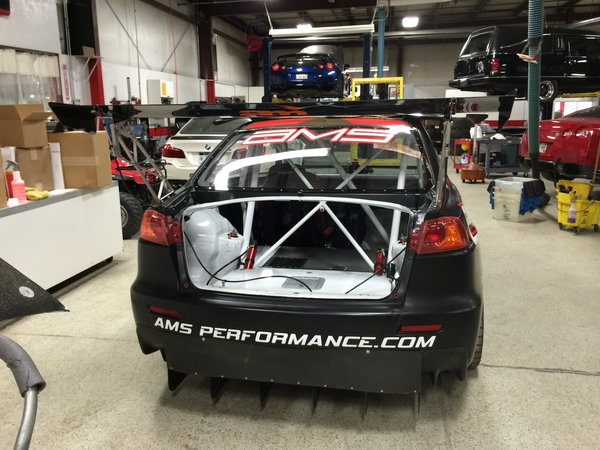 2008 EVO X Road Race   for Sale $50,000