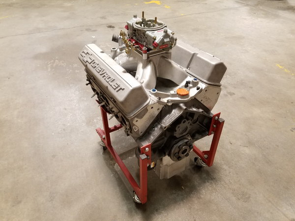 Complete 406 700HP Drag Race Engine  for Sale $7,500