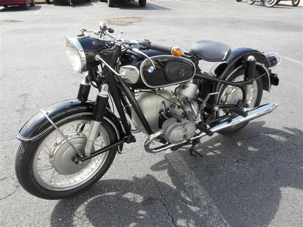 1961 Bmw R50s  for Sale $10,500