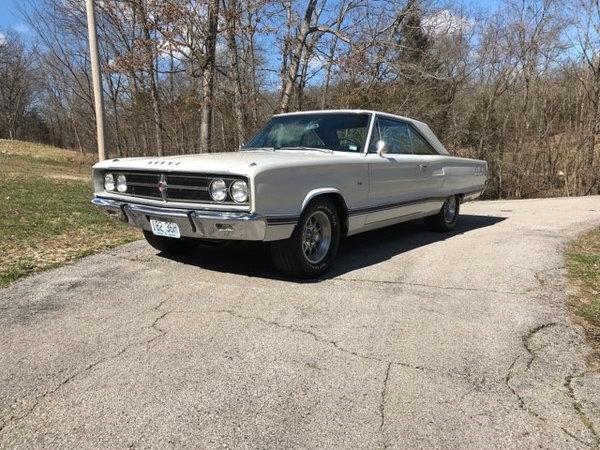 1967 Dodge Coronet  for Sale $21,500