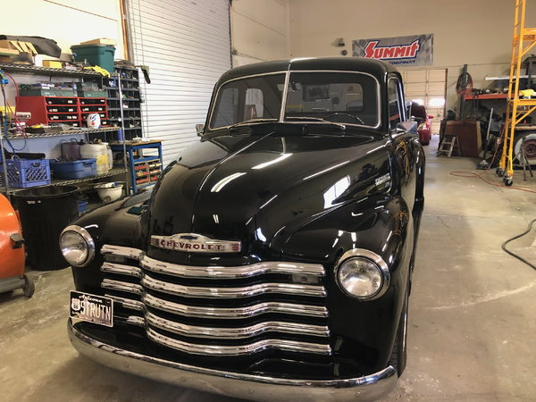 1949 Chevrolet Truck  for Sale $36,500