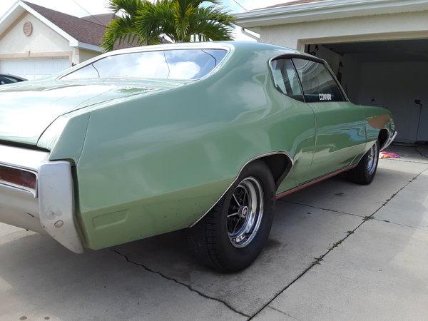 1970 Buick Skylark  for Sale $15,000