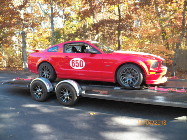 2005 Ford Mustang GT Purpose Built Track Car  for Sale $37,000