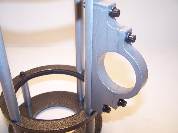 M&K MACHINE AIR BOTTLE BRACKET 2.5 lb. Mounting Clamp CO